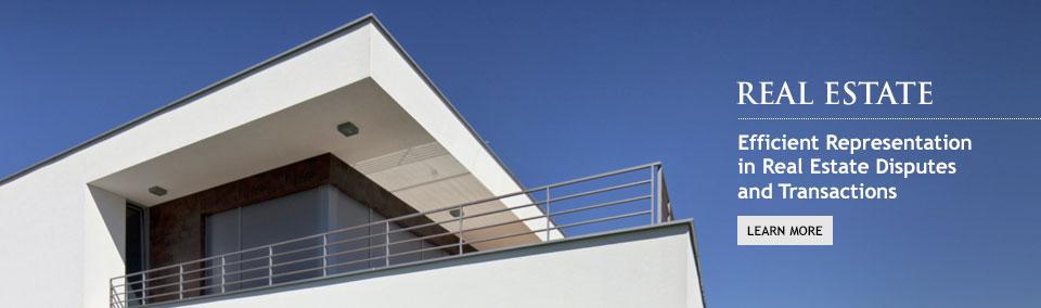 Tucson Real Estate Litigation